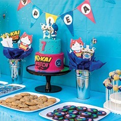 Candy Bar Anniversaire