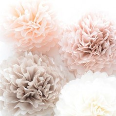 Pompons Mariage