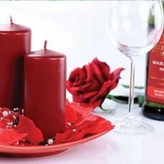 Déco Table Romantique