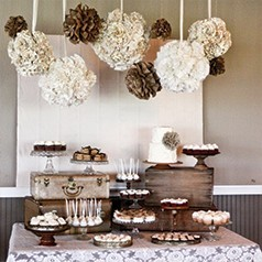 Sweet Table Vintage