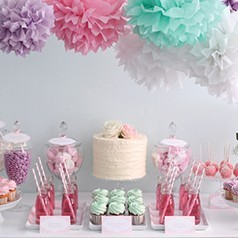 Sweet Table Pour Baby Shower