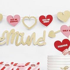 Guirlandes Saint Valentin