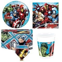 Anniversaire Marvel