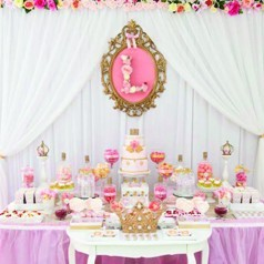 Candy Bar Princesse