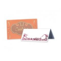 Carte Pour Sweet Table