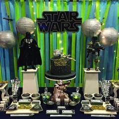 Candy Bar Star Wars
