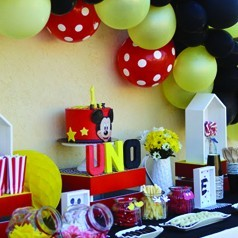 Candy Bar Mickey Mouse