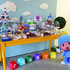 Candy Bar Pocoyo
