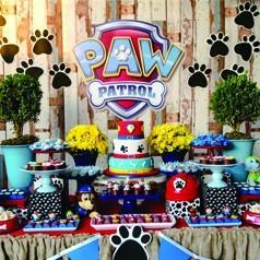 Candy Bar Pat Patrouille
