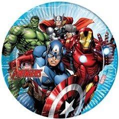 Anniversaire Avengers