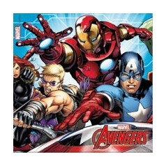 Thème Avengers