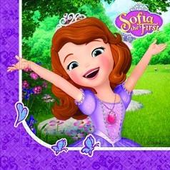 Thème Princesse Sofia