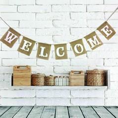 Déco Bienvenue