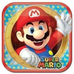 Anniversaire Mario Bros
