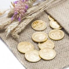 Pièces de Monnaie Mariage
