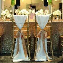Housses de Chaises pour Mariage