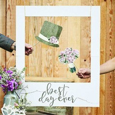Cadres Photobooth Mariage