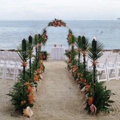 Mariage Hawaien