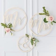 Lettres pour Mariage