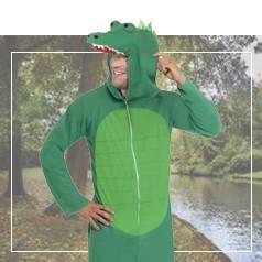 Déguisements de Crocodile