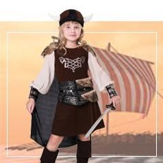 Déguisements Viking Enfant