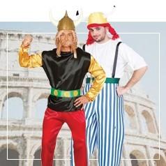 Déguisements de Asterix et Obelix