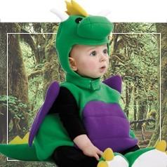 Déguisements Dinosaure Bébé