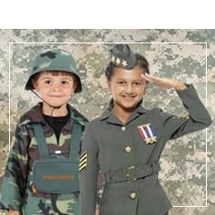 Déguisements Militaires Enfant