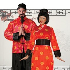 Déguisements Chinois Adulte