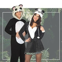Déguisements de Panda Adulte