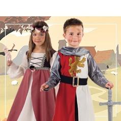 Déguisements Moyen-Âge Enfant