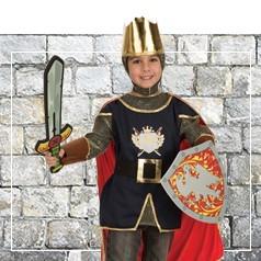 Déguisements Moyen-Âge Garçon