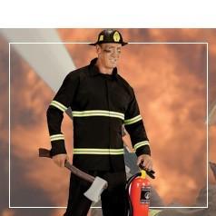 Déguisements Pompier Adulte