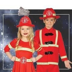 Déguisements Pompier Enfant