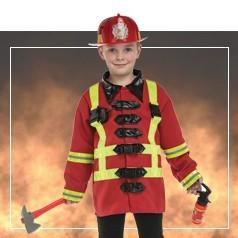 Déguisements Pompier Garçon