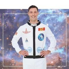 Déguisements Astronaute Homme