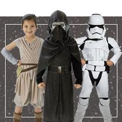 Déguisements Star Wars Enfant