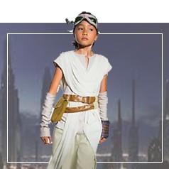 Déguisements Star Wars Fille
