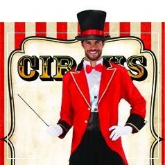 Déguisements de Cirque Homme