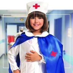 Déguisements d'Infirmière Fille