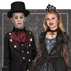 Déguisements de Gothique Enfant