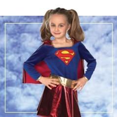 Déguisements Superwoman Fille