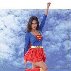 Déguisements Superwoman Femme