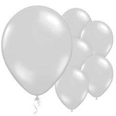 Ballons Argentés