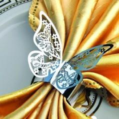 Papillon En Papier Pour Mariage