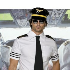 Déguisements de Pilote