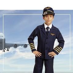 Déguisements de Pilote Enfant