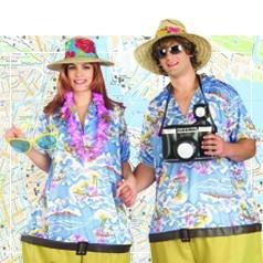 Déguisements de Touriste