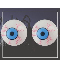 Yeux pour Halloween