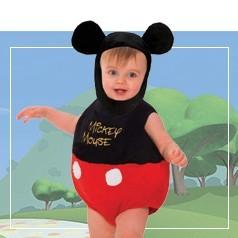 Déguisements de Mickey Bébé